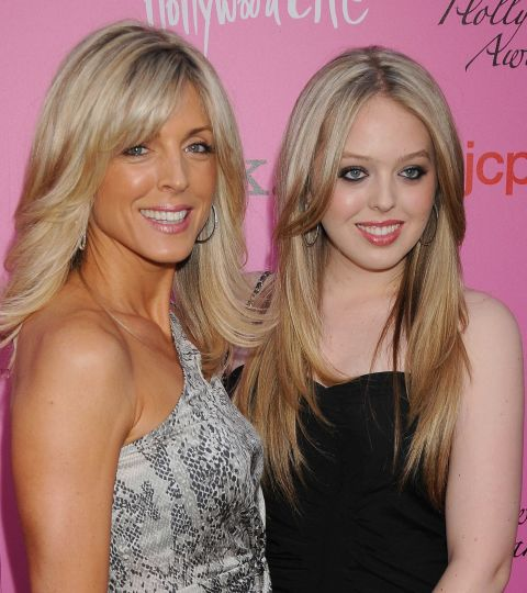 marla and tiffany trump