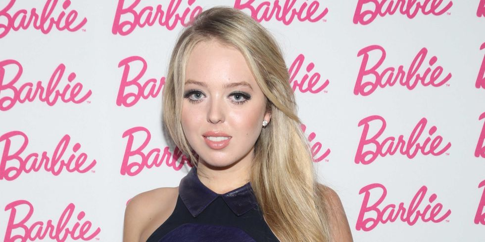 Donald Trump's daughter, Tiffany Trump