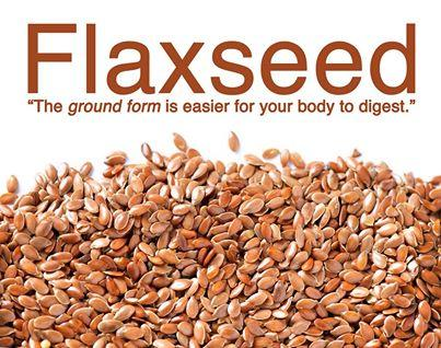 flaxseed Foods to Unclog Arteries