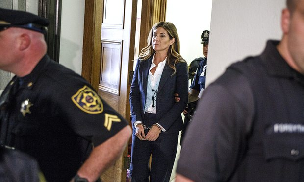 Kathleen Kane, Ex-attorney general sentenced to jail