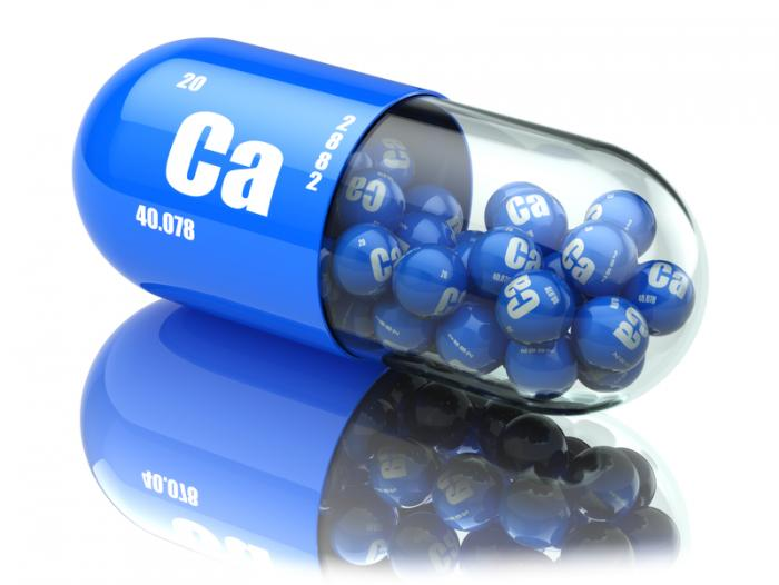 calcium supplements effects