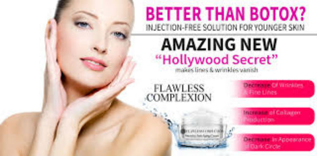 Flawless Complexion Anti Wrinkles Radiant Healthy Skin
