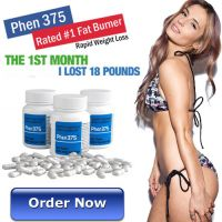 Phen375 Best Weight Loss Belly Fat Burner.