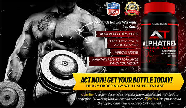 Alpha Tren - Smart Muscle Building Supplement Reviews.