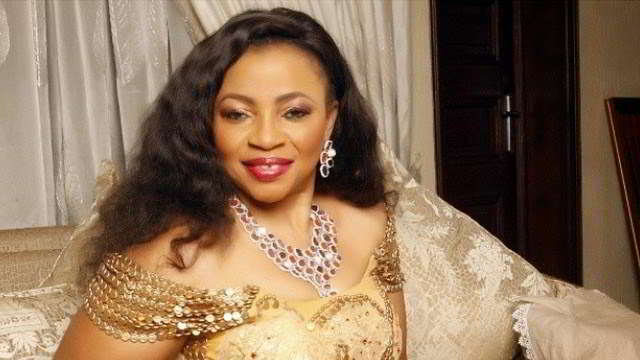 Mrs Folorunsho Alakija, One Of The Richest Black Woman