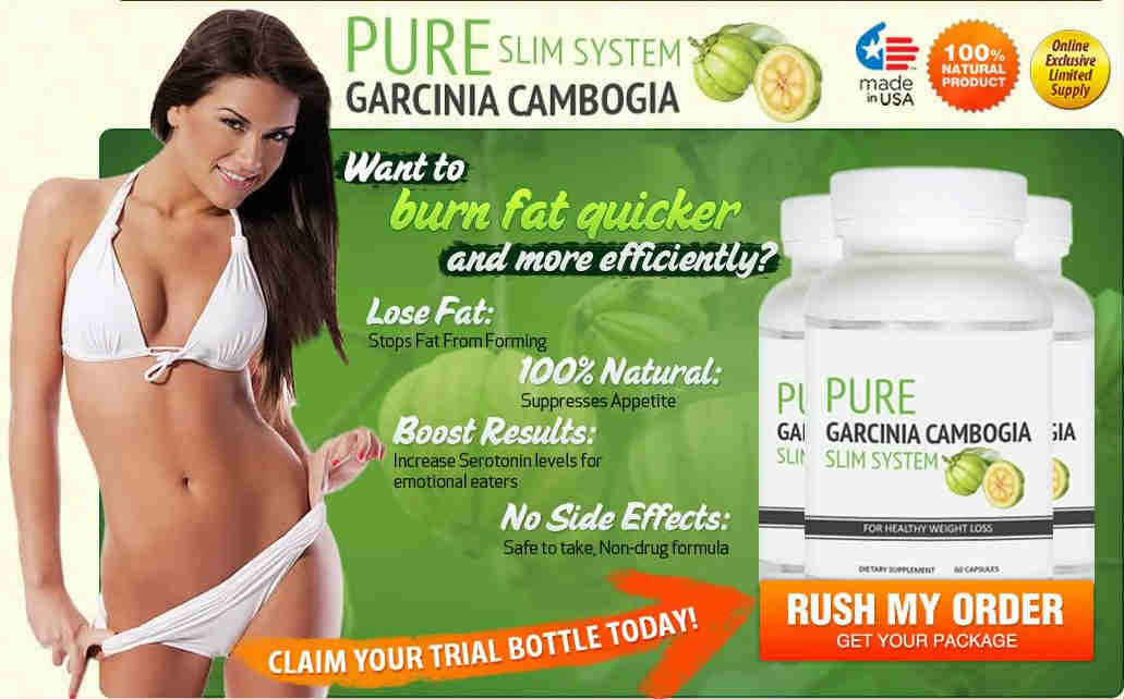 Garcinia Slim Ingredients