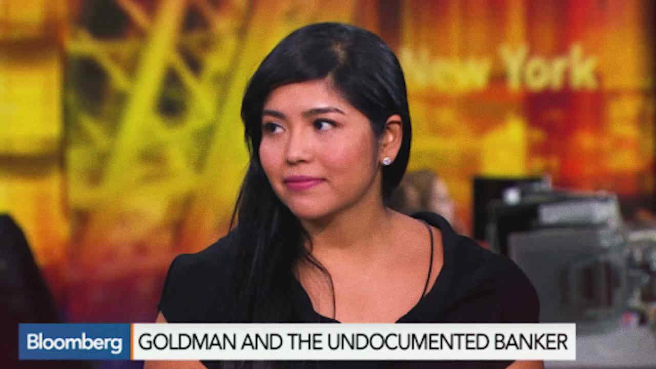 Julissa Arce,an Undocumented Immigrant