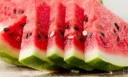 watermelon Foods to Unclog Arteries