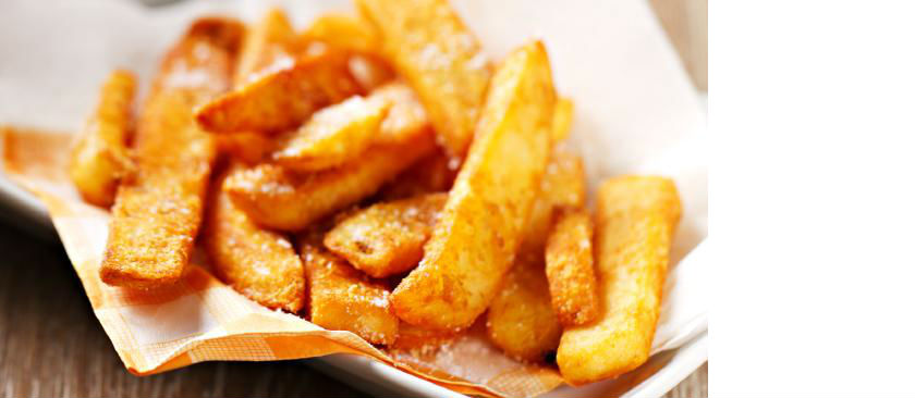 Acrylamide in Roast potatoes,toast and hot chips