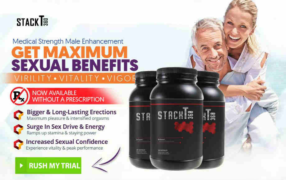 Stack-T360-Male Enhancement