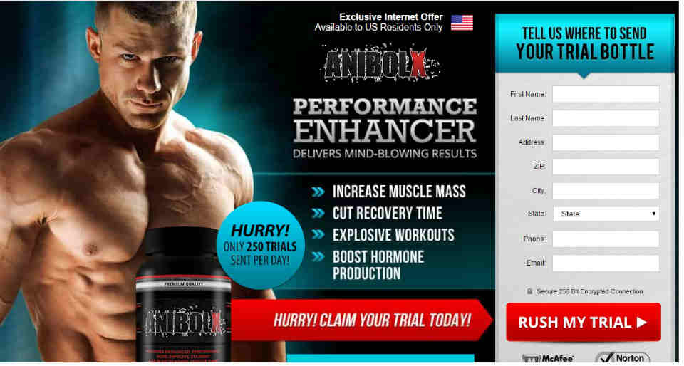 Anabolx Ingredients : AnibolX