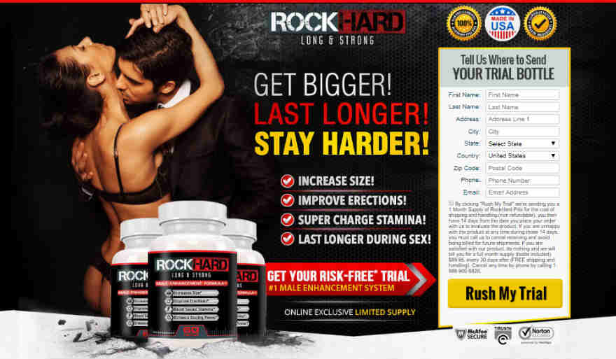 rockhard long strong Review, RockHard Long & Strong Review