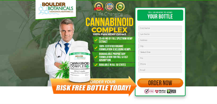 Cannabinoid Complex Reviews
