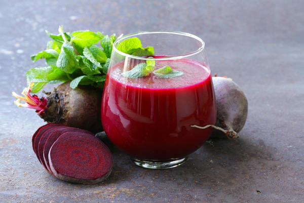 Liver Care Foods -Beetroot juice