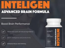 Inteligen Advanced brain Formula Review