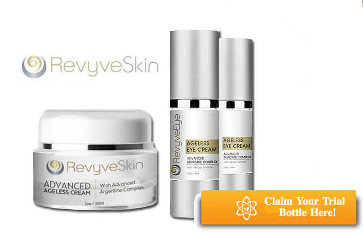 Revyve Skin Advanced Ageless Cream