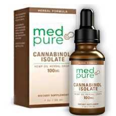 Med Pure CBD Oil Review