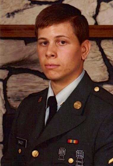 Dean Bailey military