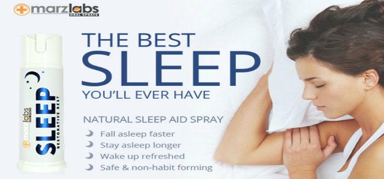 Natural sleeping aids