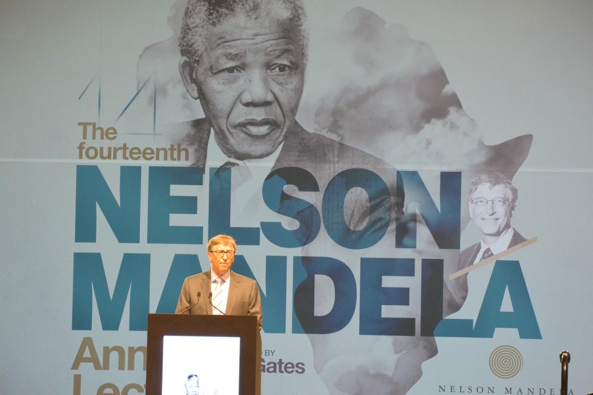 World's richest Man Mr. Bill Gates