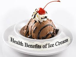 Six Benefits Of Eating Ice Cream
