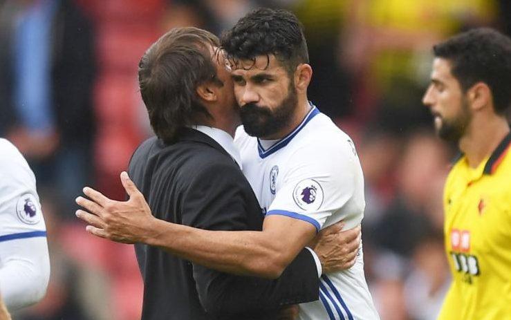 Antonio Conte: Diego-Costa
