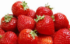 Strawberries EYESIGHT SUPERFOODS