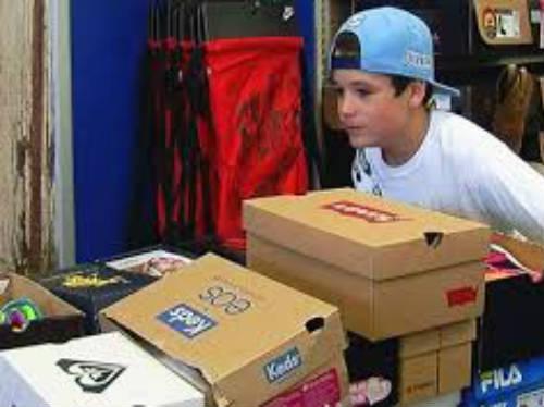 10-Year-Old Gunner robinson