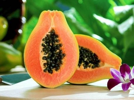 papaya EYESIGHT SUPERFOODS
