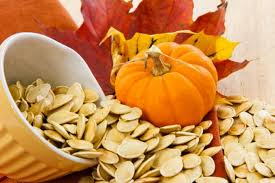 pumpkin seeds- Plant-Based Protein