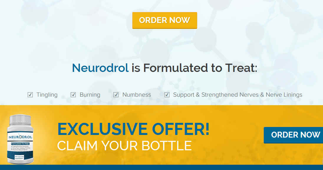 Neurodrol Nerve Renew Supplement Review