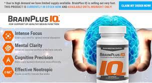 Nootropics BrainPlus IQ