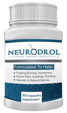 Neurodrol Nerve Renew Supplement