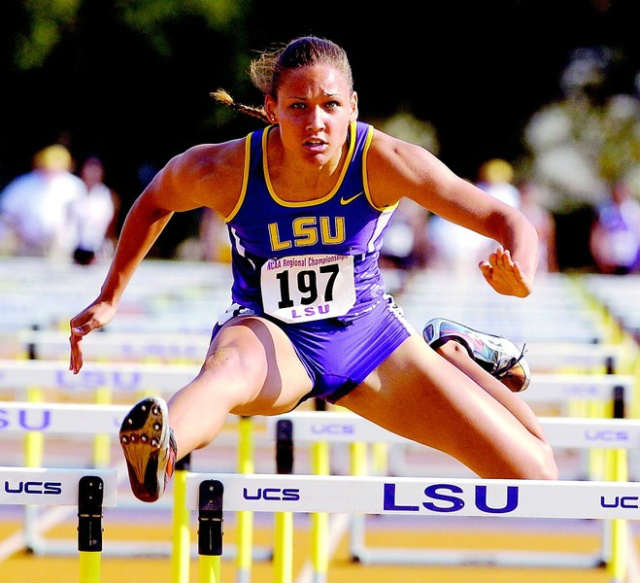 Lolo Jones,34-Year-Old Olympian Says She Is Staying A Virgin Till Marriage To Honor God And Her Future Husband.