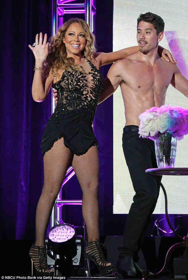 Mariah Carey ''Developed a Close Relationship'' With Dancer