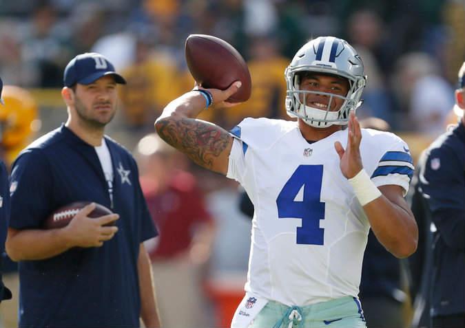 N.F.L. Tallies: Dallas Cowboys