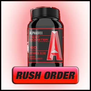 Alphadrox Workout Amplifier - Get Big Muscles