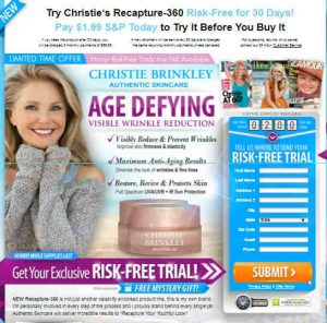 Christie Brinkley-ReCapture