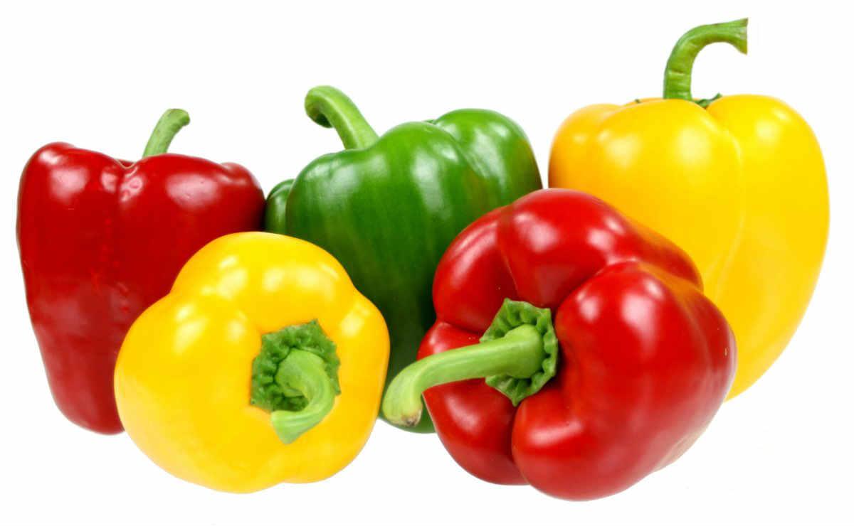 bell-peppers Super foods healthy Kidney