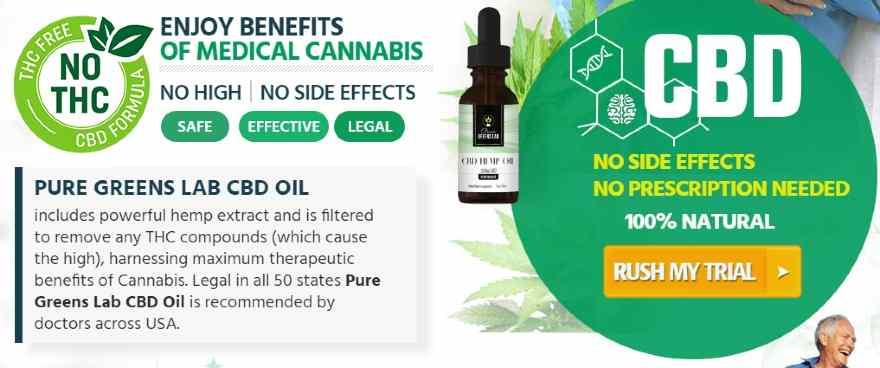 cbd oil green leaf