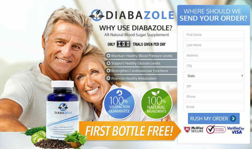 Diabazole Ingredients
