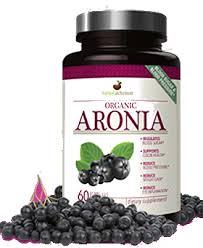 organic-aronia diabetic-blood-sugar-berry-supplement