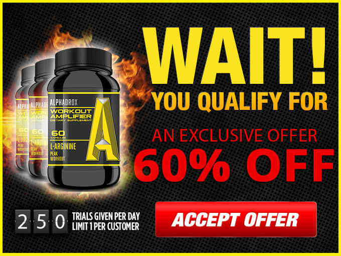 Alphadrox Review - Best muscle building