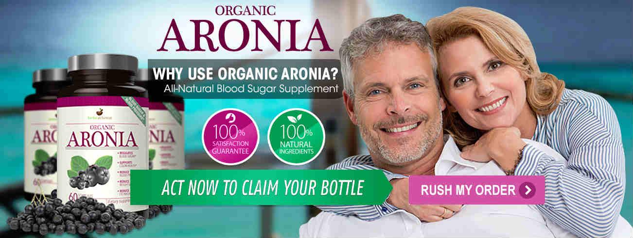 Organic Aronia Supplement