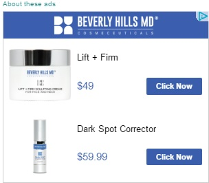 Beverly Hills MD lift + firm : Best Anti Aging Cream