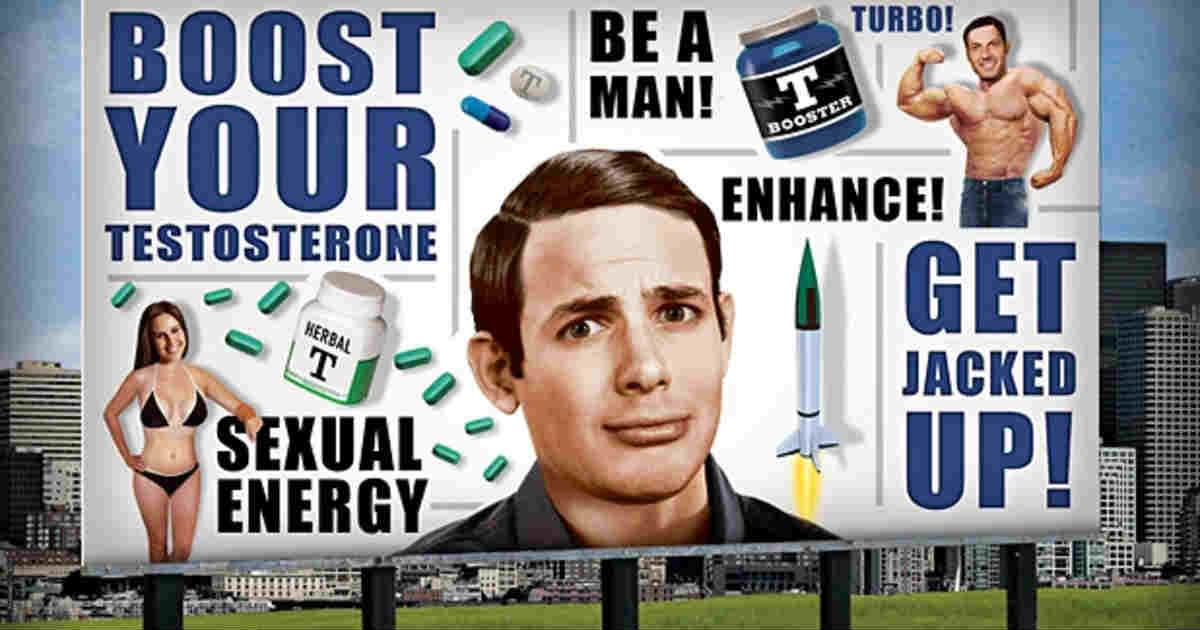 T-Complex Testosterone Smart Supplement