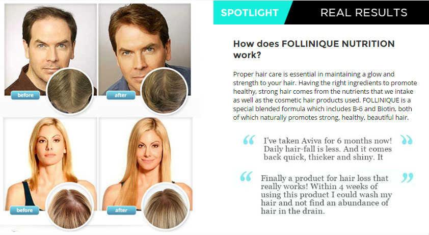 Follinique Advanced Hair Nutrition