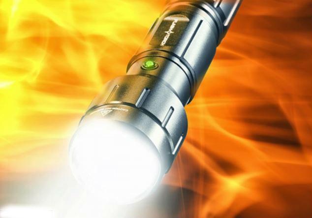 Tactical Flashlight: Worlds Best Tactical Flashlight