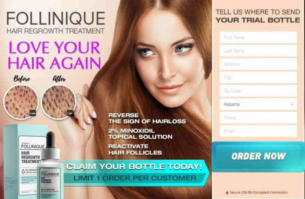 Follinique Advanced Hair Nutrition
