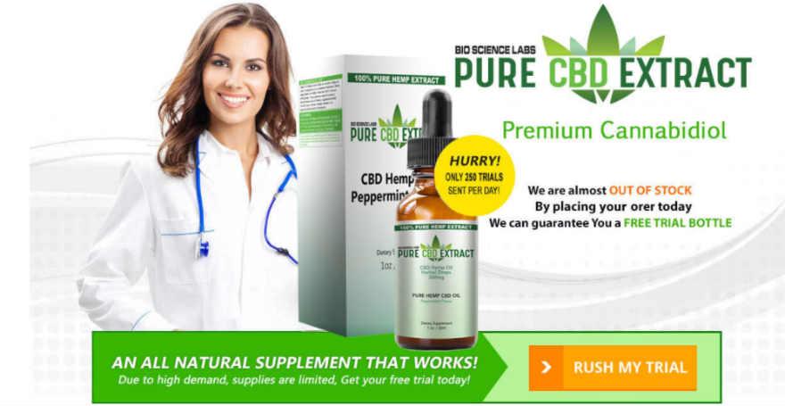 Pure Cbd Extract oil